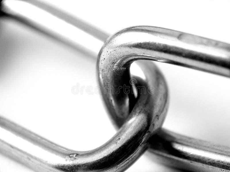 Chain 2 Stock Photo