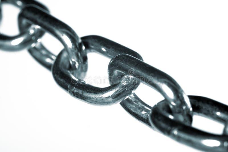 Chain stock image