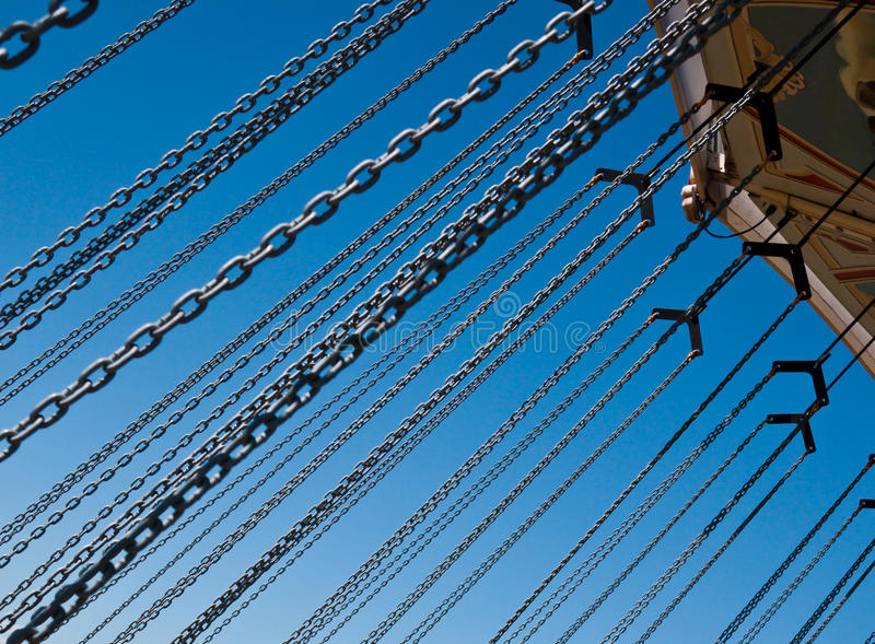 Download Chain abstract stock photo. Image of diagonal, ride, chains - 15316270