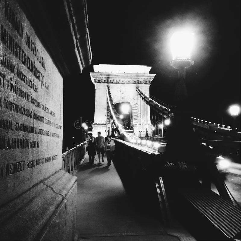 Download Chain bridge in Budapest editorial photography. Image of landmark - 38176752