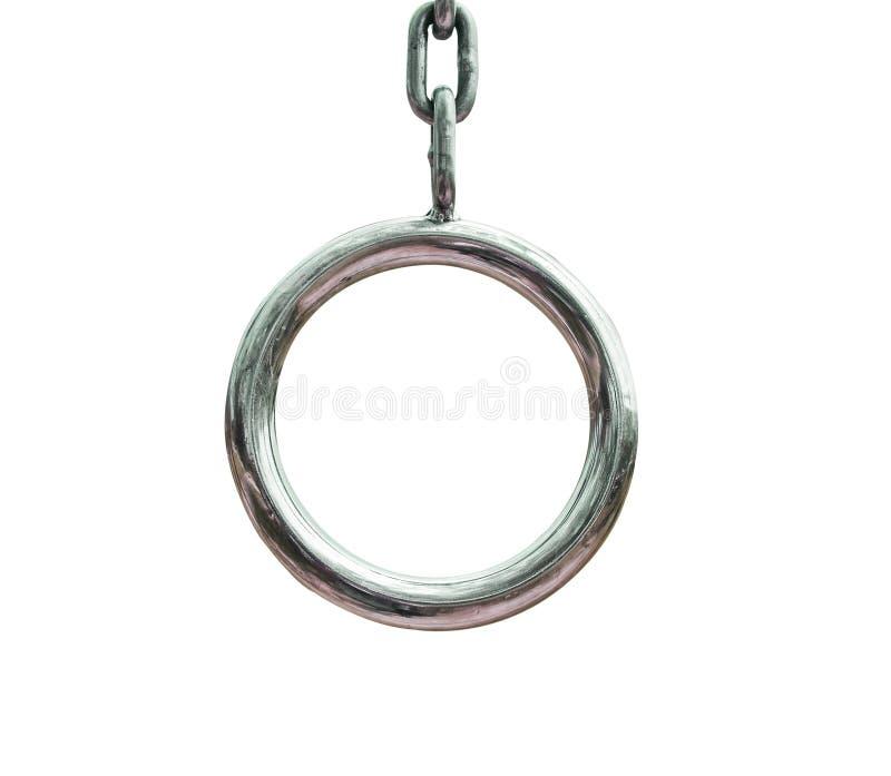 chain cirkel royaltyfria bilder