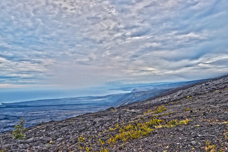 Download Chain Of Craters Road In Big Island Hawaii Stock Image - Image: 22952511
