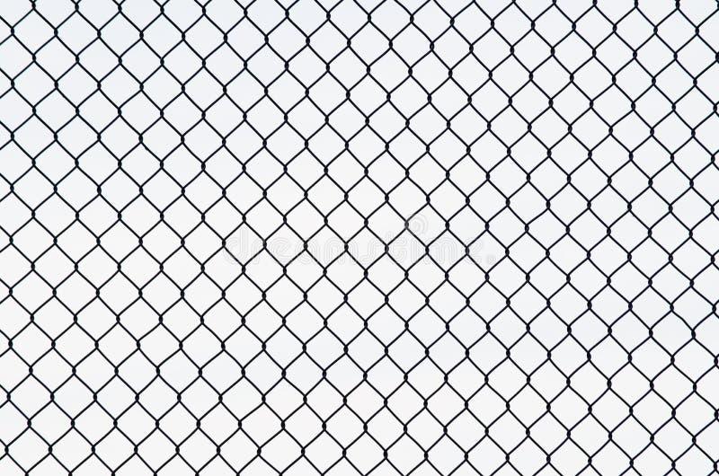 chain fence link 库存照片