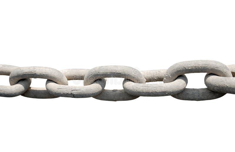 chain heavy metal royaltyfria bilder