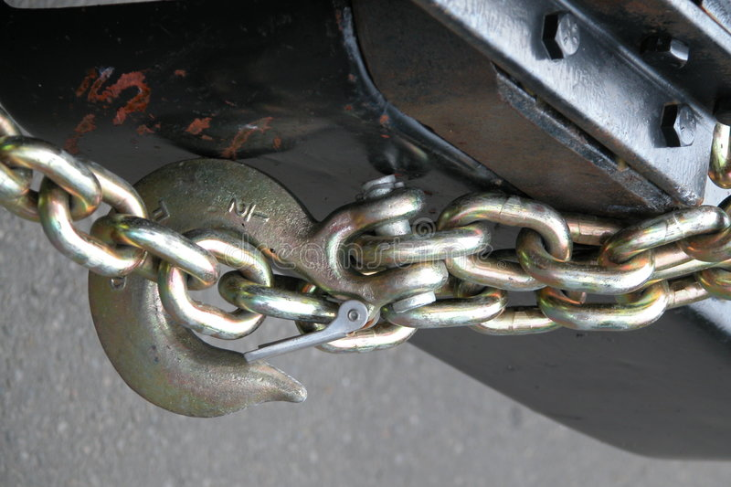 Download Chain And Hook Royalty Free Stock Image - Image: 13376