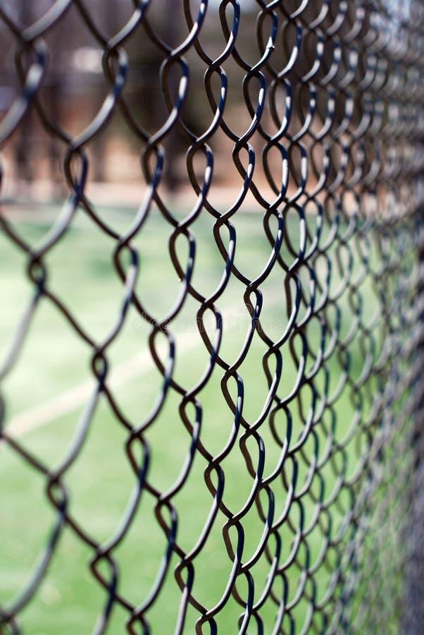 Chain Link Fence Stock Photos