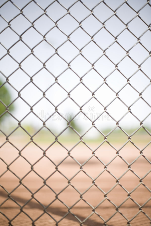 Download Chain link fence stock photo. Image of depth, park, grass - 5198110