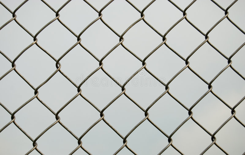 Download Chain link fence stock image. Image of protect, barrier - 5899343