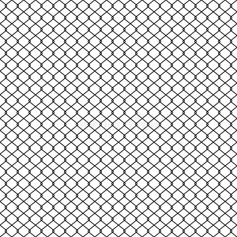 metal chain fence. Simple Chain Download Chain Link Fence Braid Wire Fence Texture Seamless Pattern  Vector Stock  For Metal
