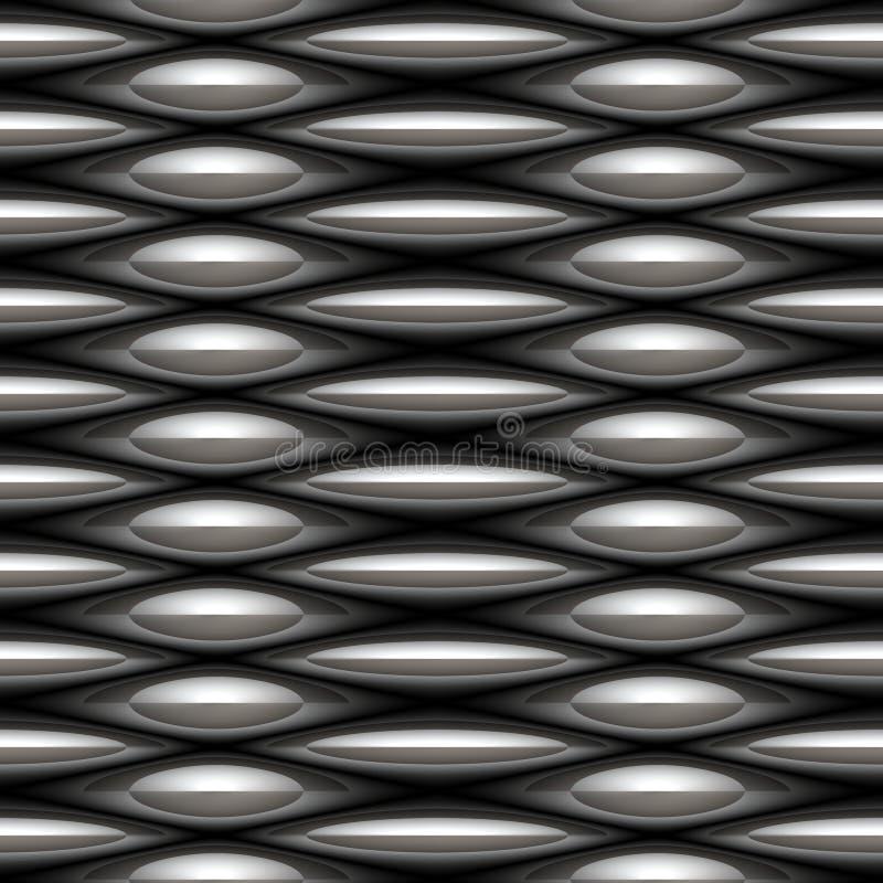 Download Chain link mesh stock illustration. Illustration of reflective - 2866588