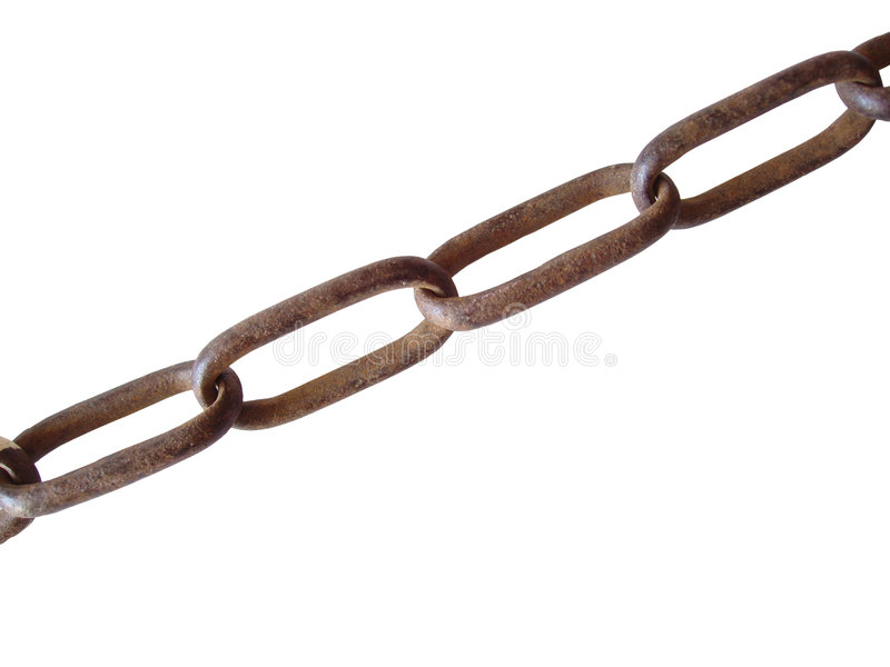 Download Chain links stock photo. Image of lift, lock, iron, chain - 508610