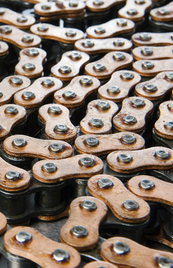 Download Chain-links stock image. Image of still, metal, drive, links - 767569