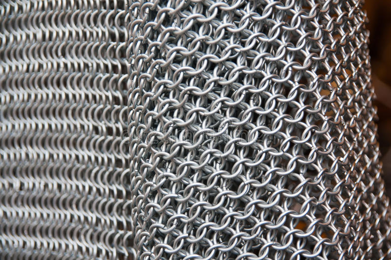 Download Chain mail stock photo. Image of armory, circle, background - 27254306