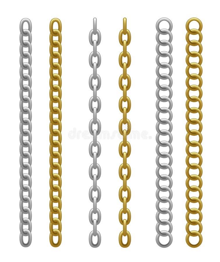 Free Chain Set Stock Image - 32706581