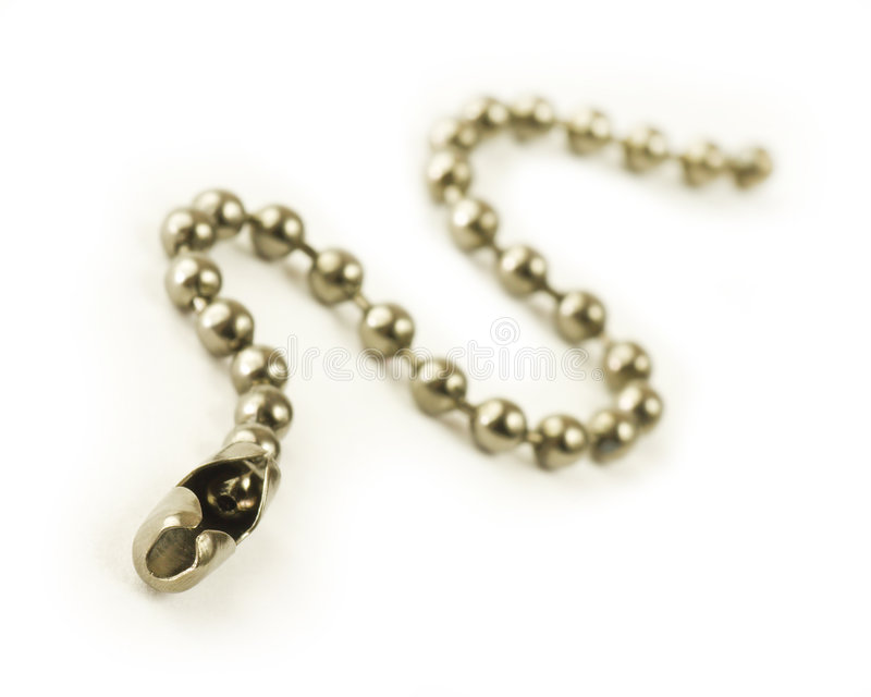 Chain Snake 1 Stock Photography