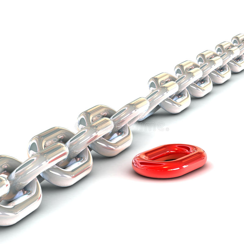 Download Chain Teamwork Stock Images - Image: 28642584