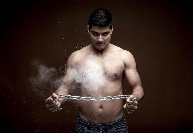 chained man stock photo image of punishment prisoner 71590178. Black Bedroom Furniture Sets. Home Design Ideas