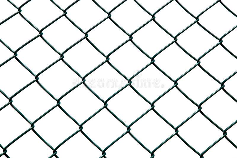Download Chainlink fence stock image. Image of green, background - 2838925