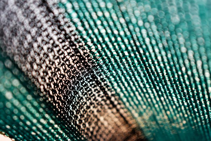 CHAINS OF THREAD  shade stock images