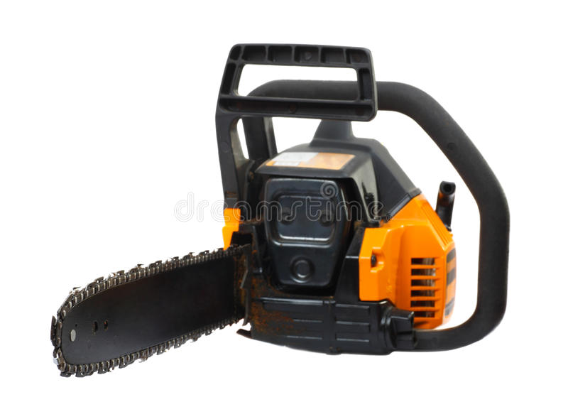 Download Chainsaw stock image. Image of shot, isolated, blade - 14615529
