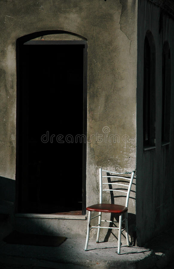 Free Chair Royalty Free Stock Photography - 12350567