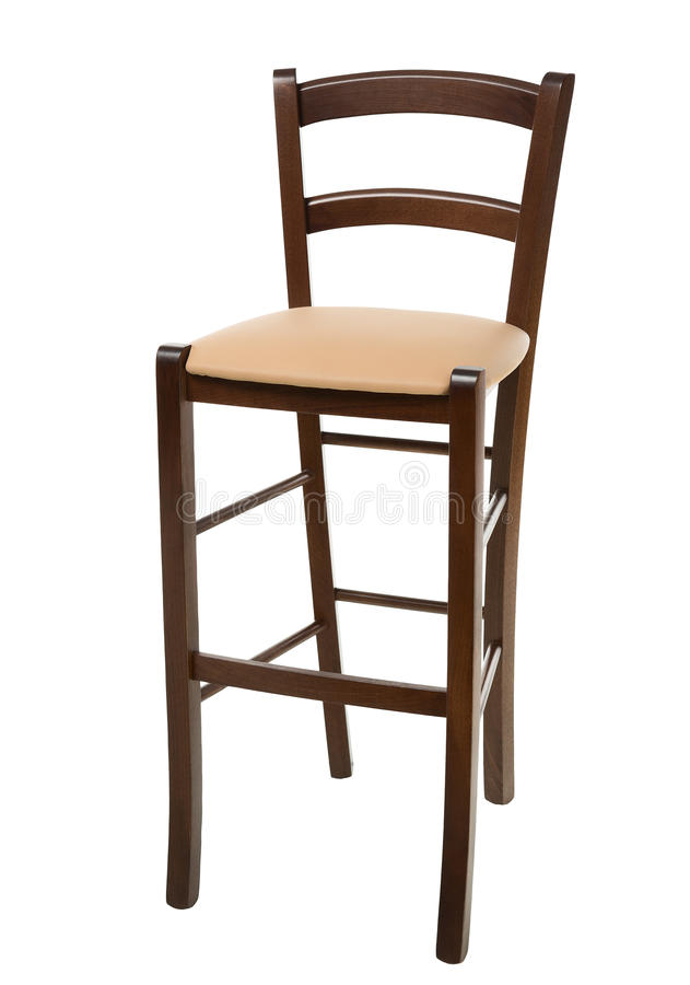 Download Chair for bar stock image. Image of determination, brown - 29036035