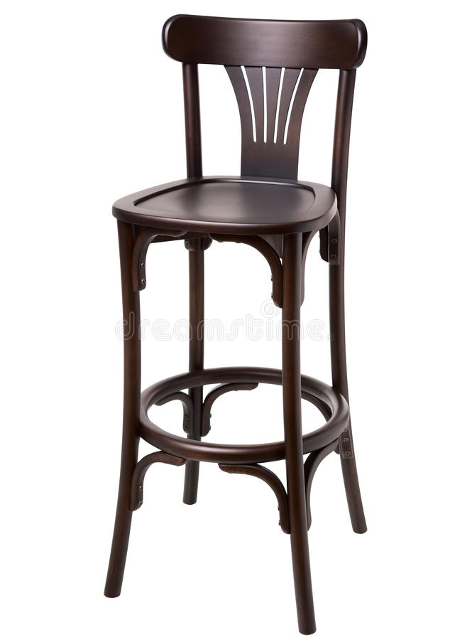 Chair for a bar stock images