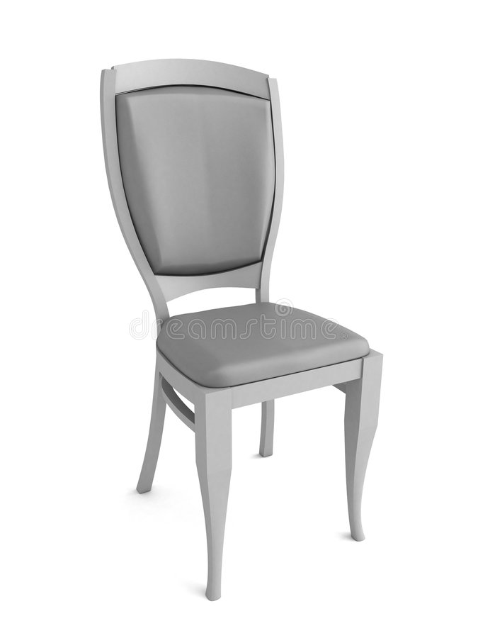 Chair Classic royalty free illustration
