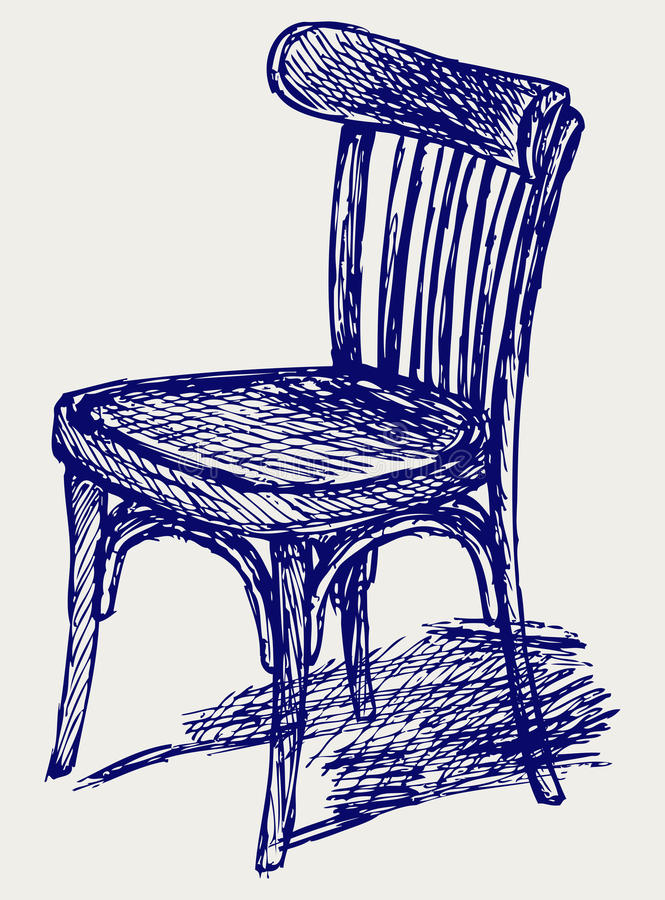 Download Chair Classic Royalty Free Stock Images - Image: 26975289