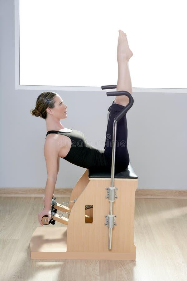 chair combo yoga för wundaen för kvinnan för konditionidrottshallpilates