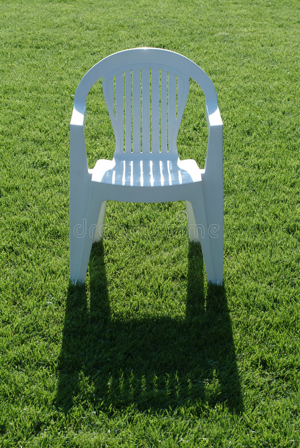 Download Chair on grass stock photo. Image of grass, green, nobody - 778662