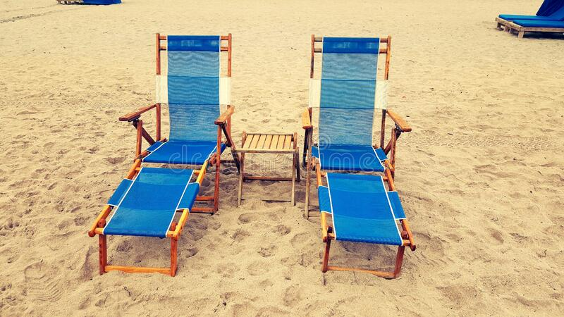 Chair On Sand Free Public Domain Cc0 Image