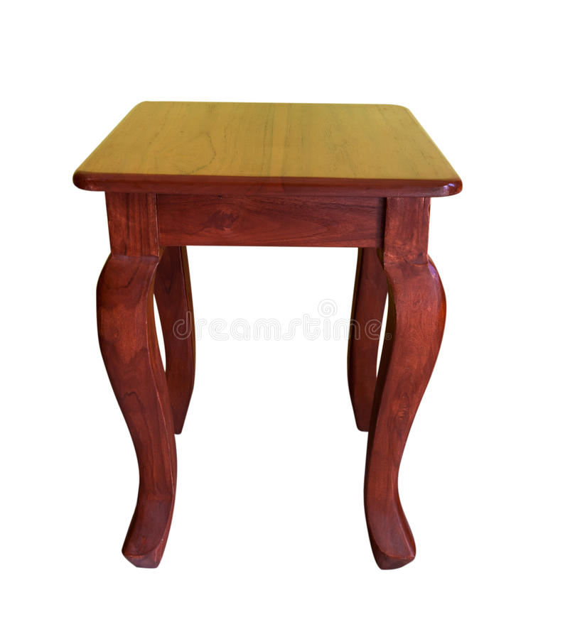 The Chair Wood Design. Royalty Free Stock Photo