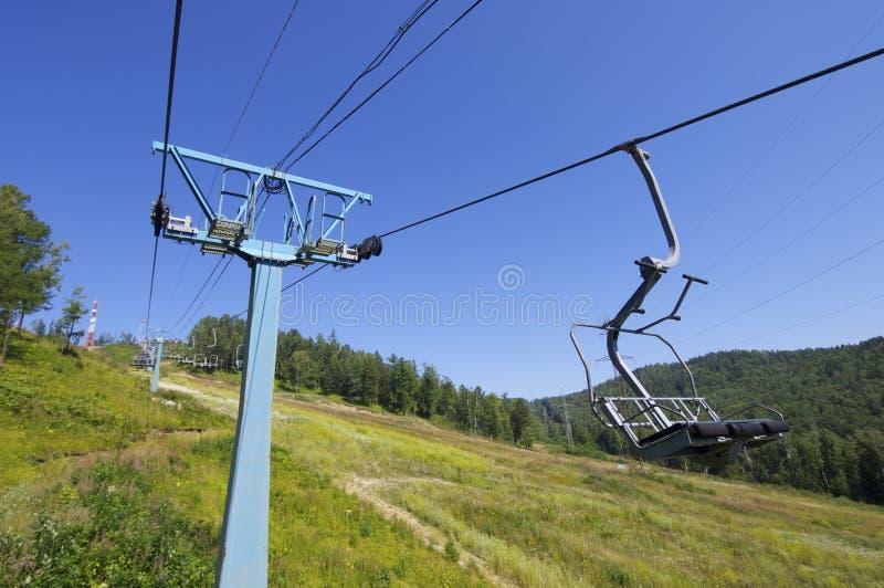 Chairlift στοκ εικόνες