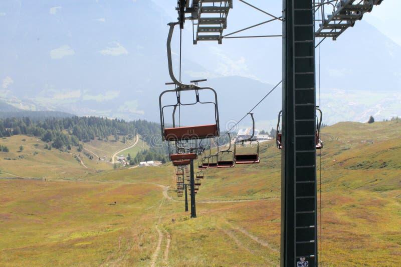 chairlift στοκ εικόνες με δικαίωμα ελεύθερης χρήσης