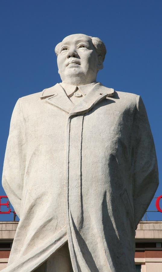 Chairman Mao stock image