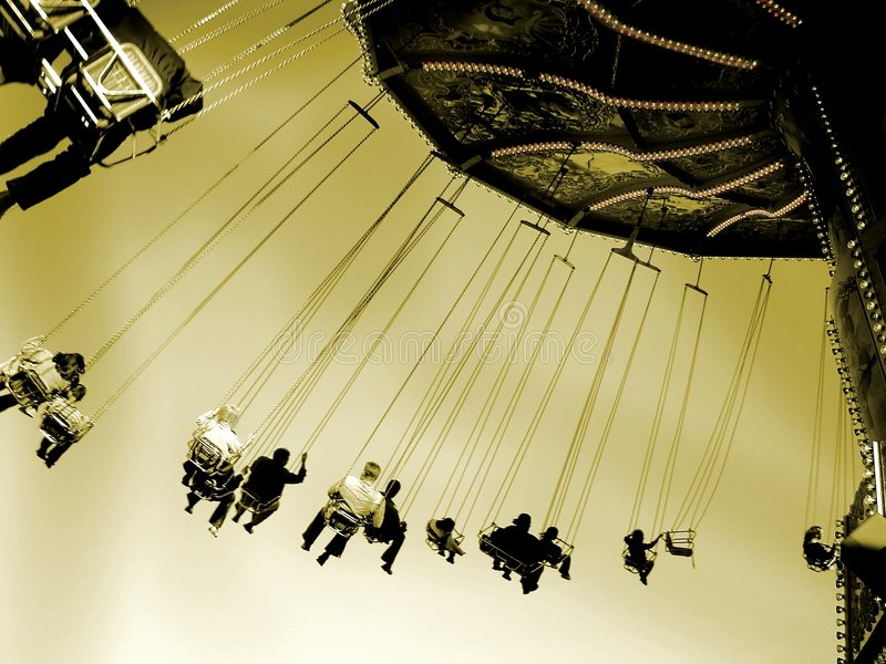 Download Chairoplane 1 Editorial Photo - Image: 253666
