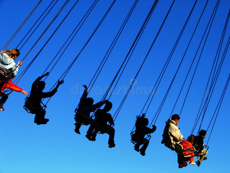 Download Chairoplane 3 stock photo. Image of festival, lucky, force - 253668