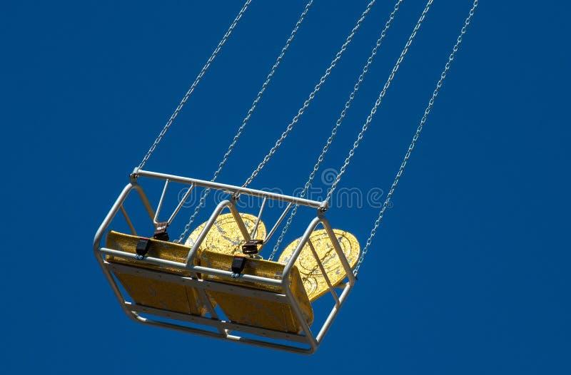 Download Chairoplane стоковое изображение. изображение насчитывающей пусто - 41654345
