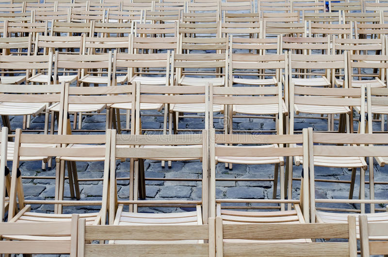 Download Chairs stock photo. Image of ceremony, folding, elegant - 25470722
