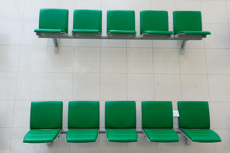 Download Chairs in departure hall stock image. Image of journey - 18312301