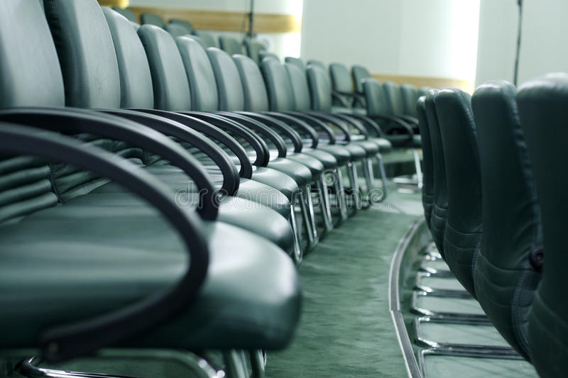 Download Chairs stock image. Image of conference, film, room, professional - 30895267