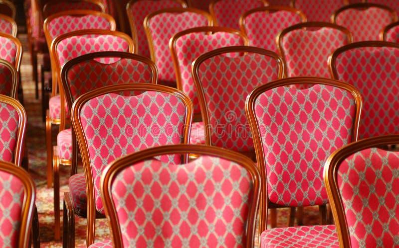 chairs lyx royaltyfri bild