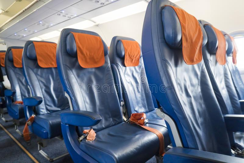 Download Chairs in the plane stock photo. Image of airplane chair - 117791850 & Chairs in the plane stock photo. Image of airplane chair - 117791850