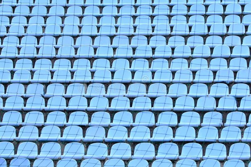 Chairs In Stadium Stock Photos
