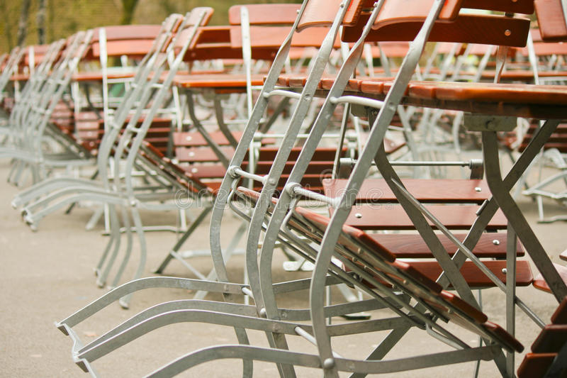 Download Chairs and tables stock image. Image of holiday, modern - 30982767