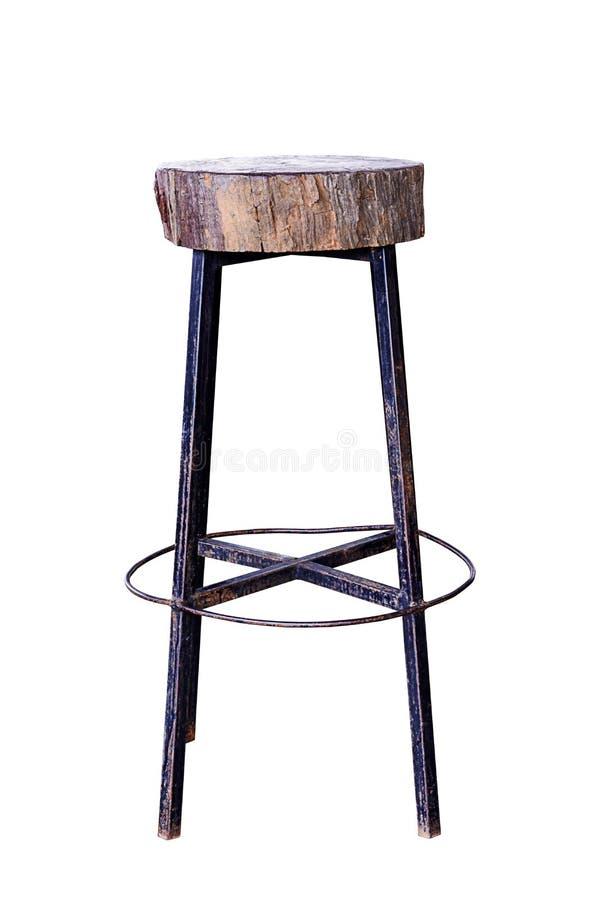 Chaise de barre photographie stock