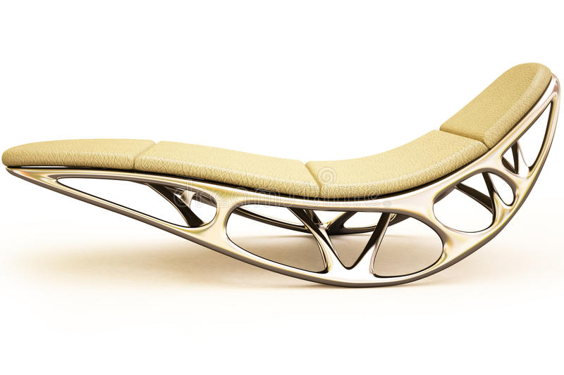 Chaise lounge stock photos