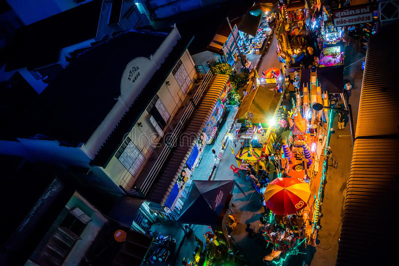 Chak Phra Festival foto de stock