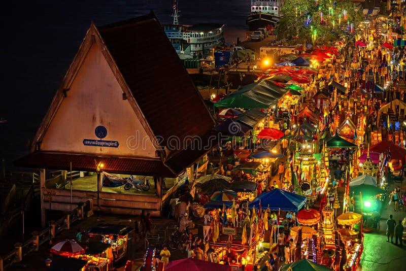 Chak Phra Festival photos libres de droits